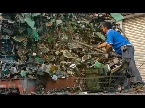 China: Streamlining Electronic Waste