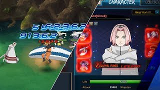 Let's See Now Who Leeches More | Naruto Online