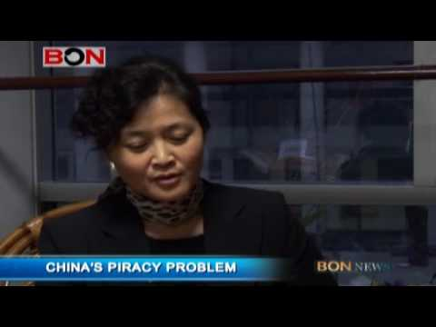 China's Piracy Problem - BON TV