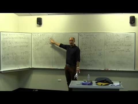 Lecture 14 (POA of Simple Auctions)