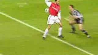 Dennis Bergkamp Magic