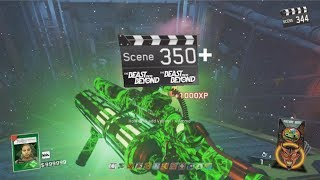 Round 400+ The Beast from Beyond IW Zombies world record PS4