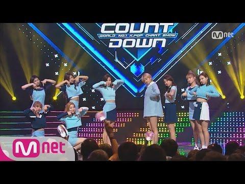 [TWICE - TT] KPOP TV Show | M COUNTDOWN 161110 EP.500