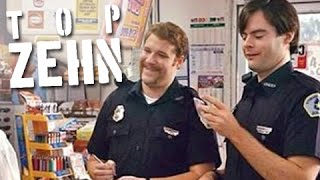 Die 10 dümmsten Polizisten