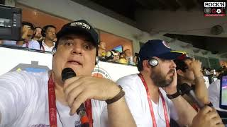 Crónica Colombia 1 - Paraguay 2. Eliminatorias Rusia 2018