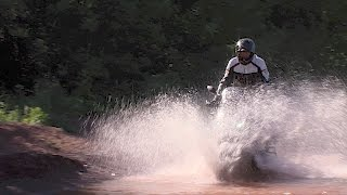 Honda X-ADV 2017 - motortest