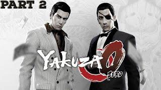 SO THERE'S THIS MAN... | Yakuza 0  Part 2