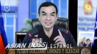Baixar Entrevistamos a un policía filipino de alto rango sobre el confinamiento | Asian Boss Español