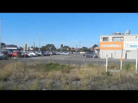 Victoria - Public Transport - Melbourne to Ballarat V/Line VLocity 2015 12 17