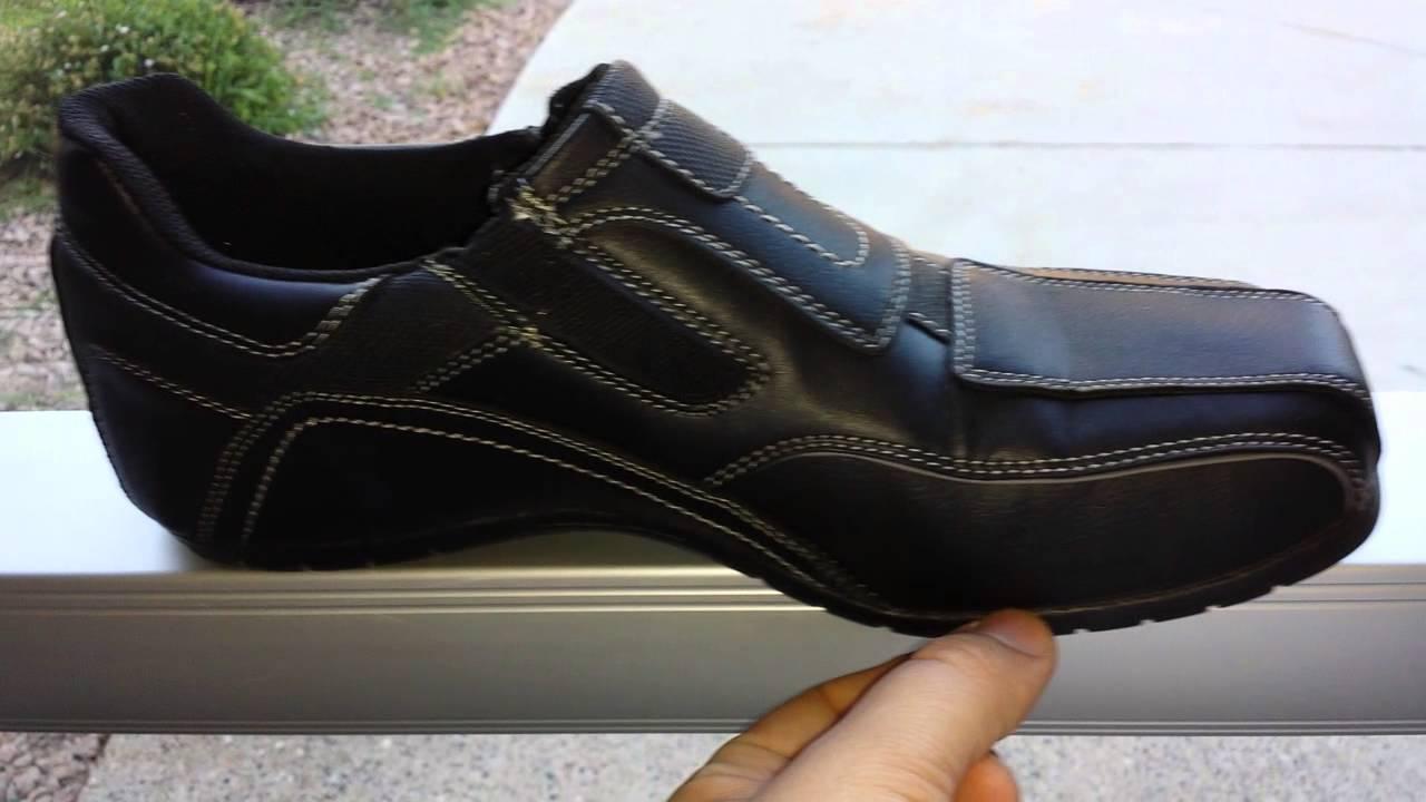 SafeTStep Men's Peter Slip-On Shoe