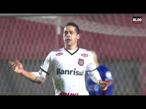 Paraná 0x2 G.E.Brasil - Campeonato Brasileiro Série B - 19/08/2016