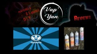 """Gambar cover Eliquides """"Se4sons"""" by High Vaping"""