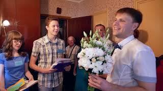 Самые необычные вопросы на выкупе невесты. Жених - молодец!