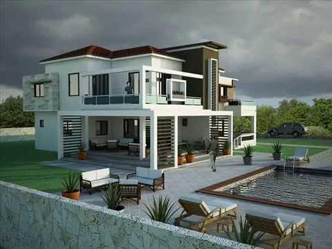 Kenny reynoso arquitectos arquitectura de casas y villas for Arquitectura de casas modernas
