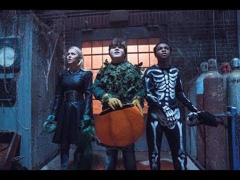 Ужастики 2: Беспокойный Хэллоуин -
