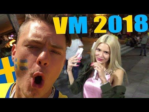 Häng med svenska fansen på VM i Ryssland!