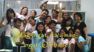 Clumsy Tagalog Version With Lyrics