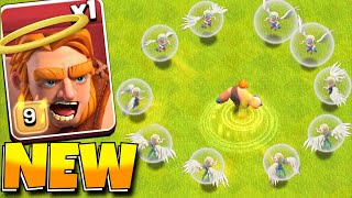 "IMMORTAL SUPER GIANT!! ""Clash Of Clans"" NEW UPDATE!!"