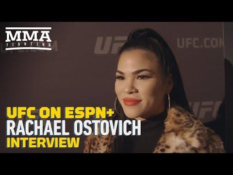 UFC Brooklyn: Rachael Ostovich 'Grateful' For Fans' Concerns Regarding Greg Hardy Issue