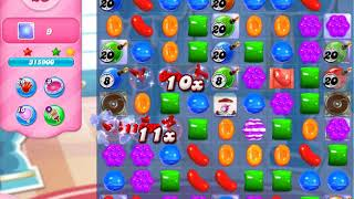 Candy Crush Saga   level 483 no boosters