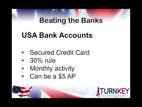 Beatingthebanks low interest USA lending