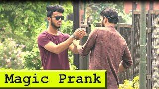 Magic Prank | Bhasad News | Pranks In India