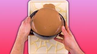Dessinez des motifs sur la pâte. En sortant du four, le résultat est sauvage !