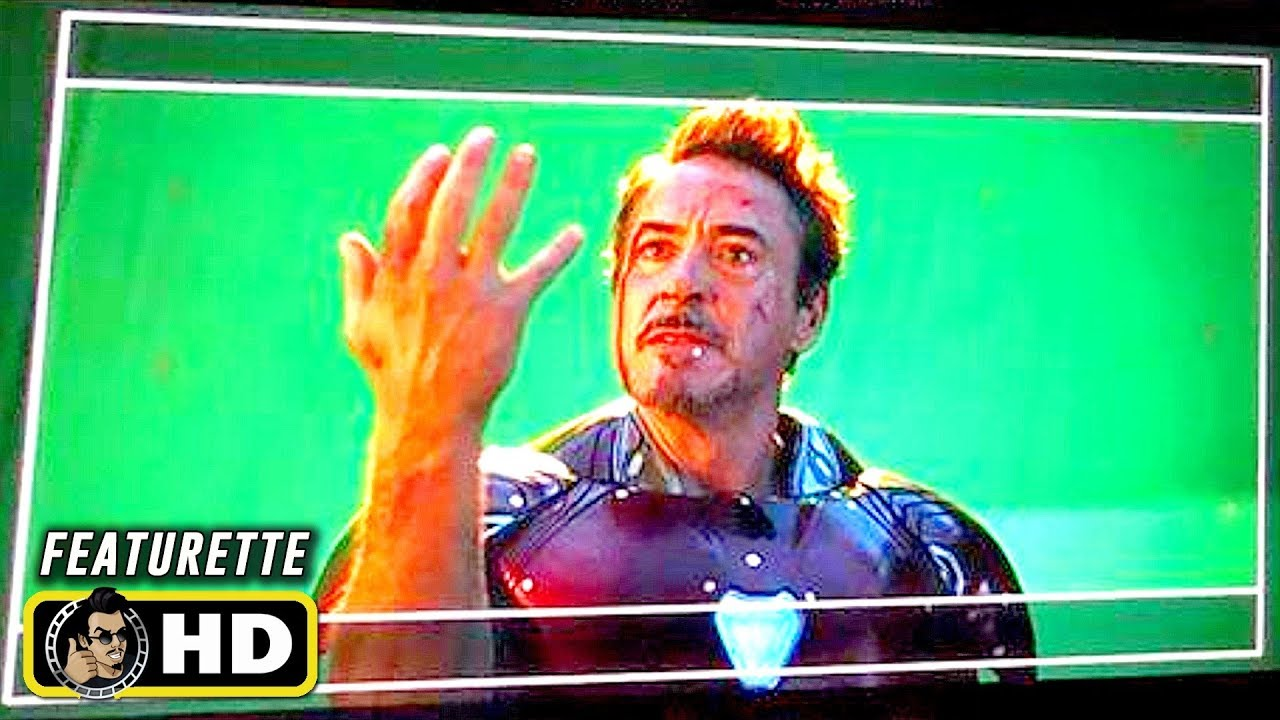 """Download AVENGERS: ENDGAME (2019) """"I Am Iron Man"""" Behind the Scenes [HD]"""