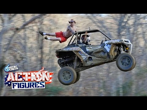 Nitro Circus Presents Travis Pastrana's Action Figures [Official Trailer]