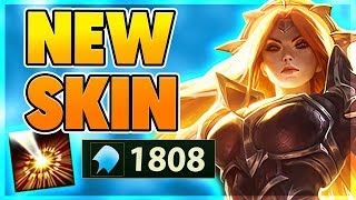 *NEW* 1800+ AP!! SOLAR ECLIPSE SKIN SPOTLIGHT (ULT ONE-SHOTS) - BunnyFuFuu
