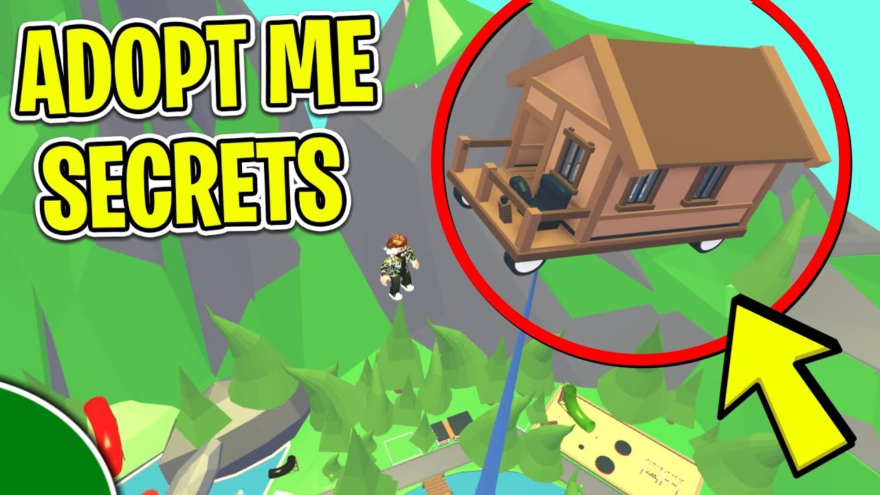 6 Secrets In Adopt Me You Didn T Know Roblox Adopt Me Youtube