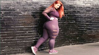 🔥Fashionable Clothes For Work🔥Plus Size Curvy Women's Stylish Activewear