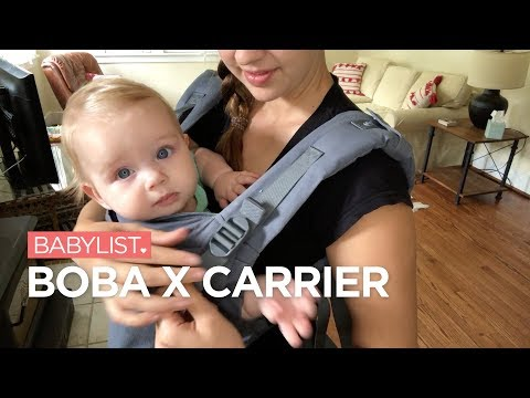 Boba X Carrier Review - YouTube
