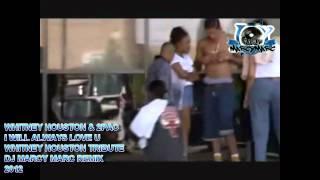 2Pac & Whitney Houston - I Will Always Love You (EMOTIONAL TRIBUTE) (DJ Marcy Marc Remix)