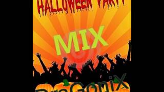Dragonix - Halloween Party Mix.2012