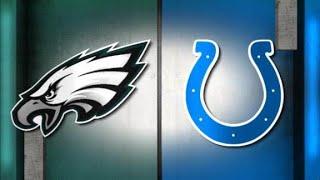 Colts vs Eagles (radio)