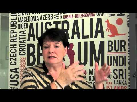 Sharan Burrow, ITUC | First Global Investor Forum on Climate Change
