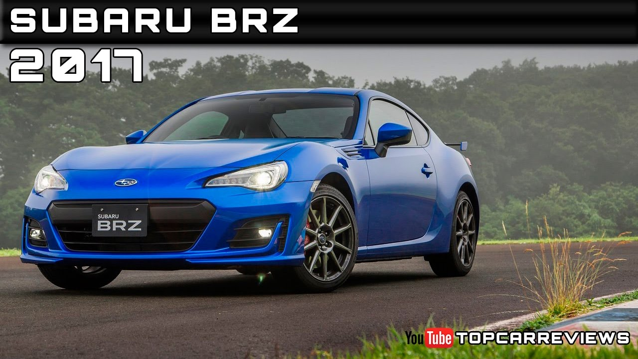 2017 Subaru BRZ Review Rendered Price Specs Release Date  YouTube