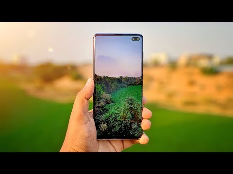 Samsung Galaxy S10 Plus Detailed Camera Review