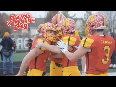 "Batavia vs Moline 2018 - ""IHSA Playoffs Round 2"""