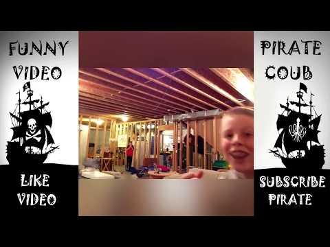 ПОПРОБУЙ НЕ ЗАСМЕЯТЬСЯ!Приколы с детьми, смешные падения #pirate #COUB №1 #приколы #дети #новинки