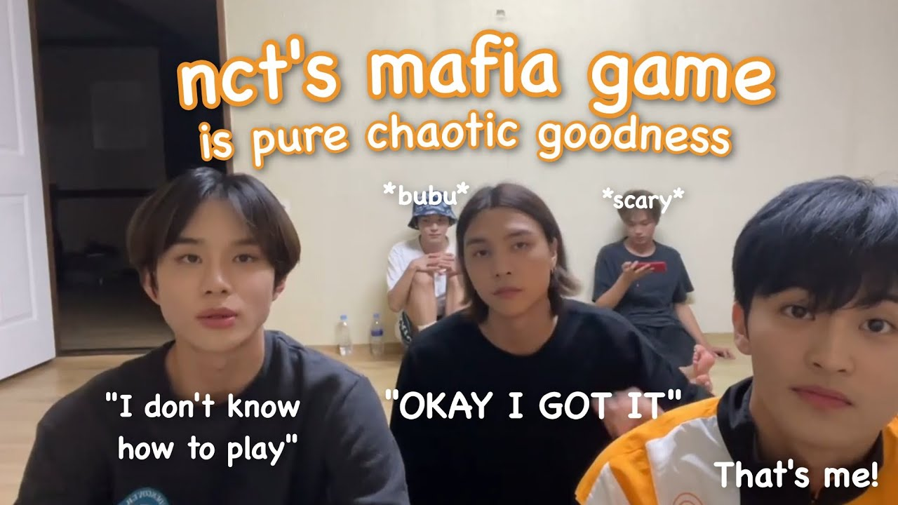 the most chaotic nct mafia live yet
