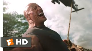 Hobbs & Shaw (2019) - Bringing Down the Chopper Scene (9/10) | Movieclips