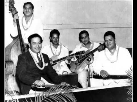 Louis Armstrong With The Polynesians - On A Coconut Island