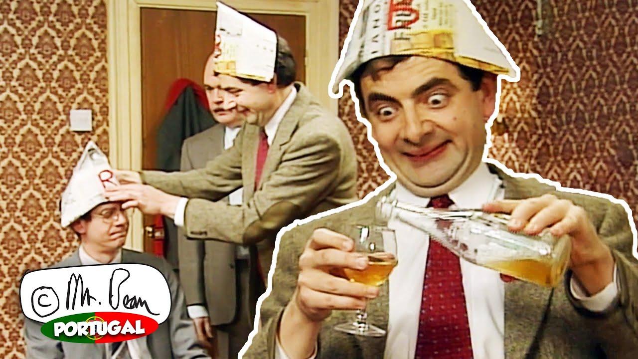 Mr. Bean em Faça Você Mesmo | Episódio 10 | Mr Bean Episódios Completos | Mr Bean Portugal