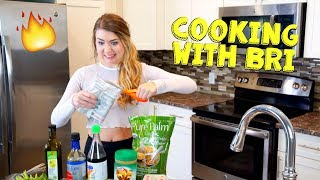One of ExtraBriannaRenee's most viewed videos: Cooking with Brianna Renee!
