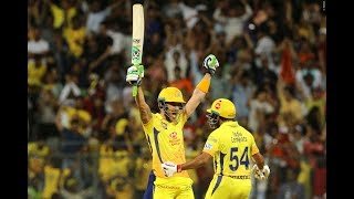 faf winning six vs srh