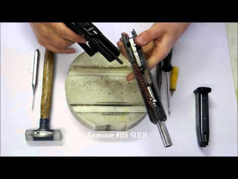 GAS GUN GRAND POWER G9 MK7/1