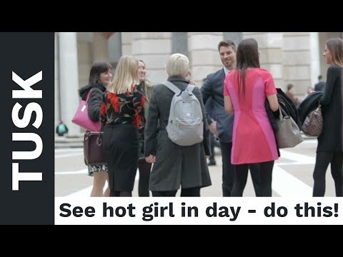 How To Stop A Girl Walking In The Street