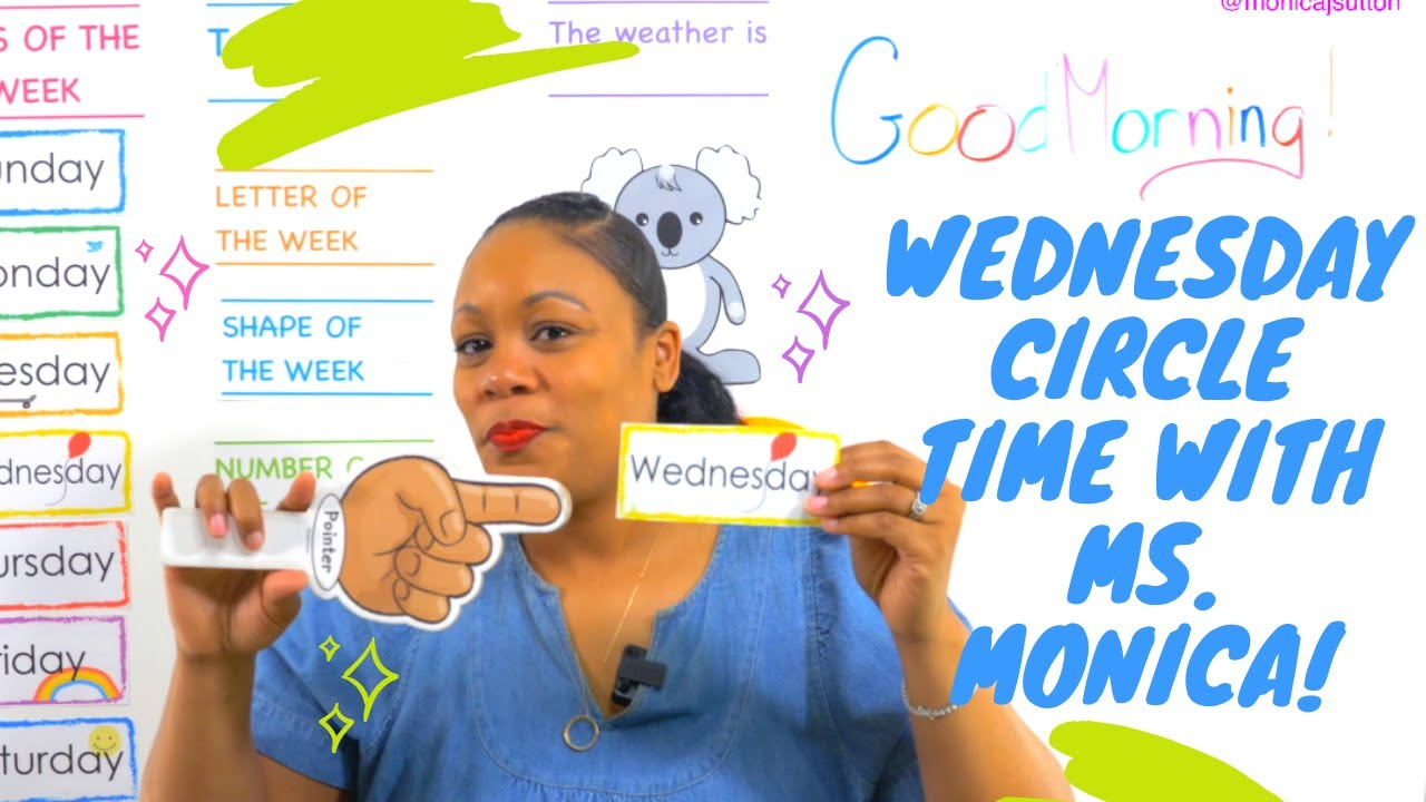 Download Wednesday 5/13/20 - Preschool Circle Time - Learn at Home